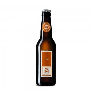 Infern-Ale - Brown Ale - Manto Bianco - cl.33