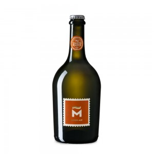 Infern-Ale - Brown Ale - Manto Bianco - cl.75