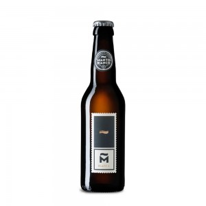 Black 6 - Sweet Stout - Manto Bianco - cl.33